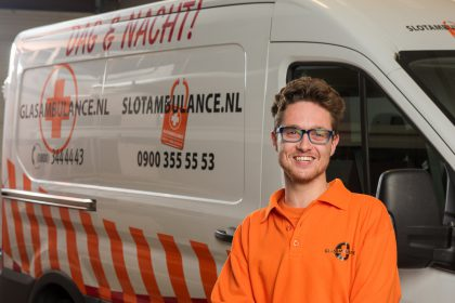 assistent ambulant medewerker Tom