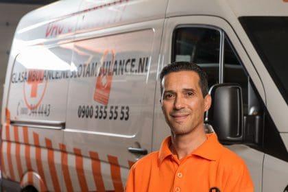 medewerker werkplaats Youssef